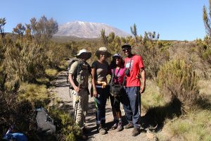 Kilimanjaro Trek For Compassion UK to raise funds for kids