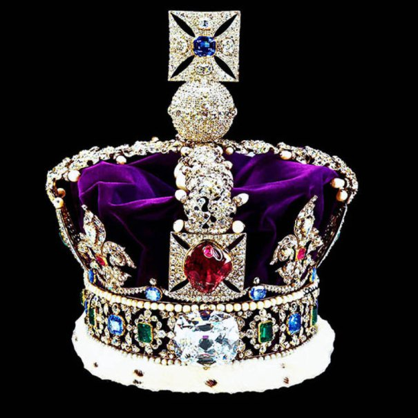 The black prince ruby