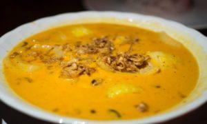 Edo Bini Owo soup