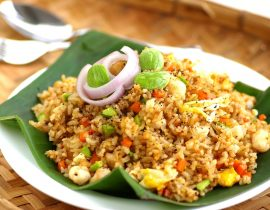 Edo Pepper Rice
