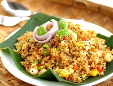 Edo Pepper Rice