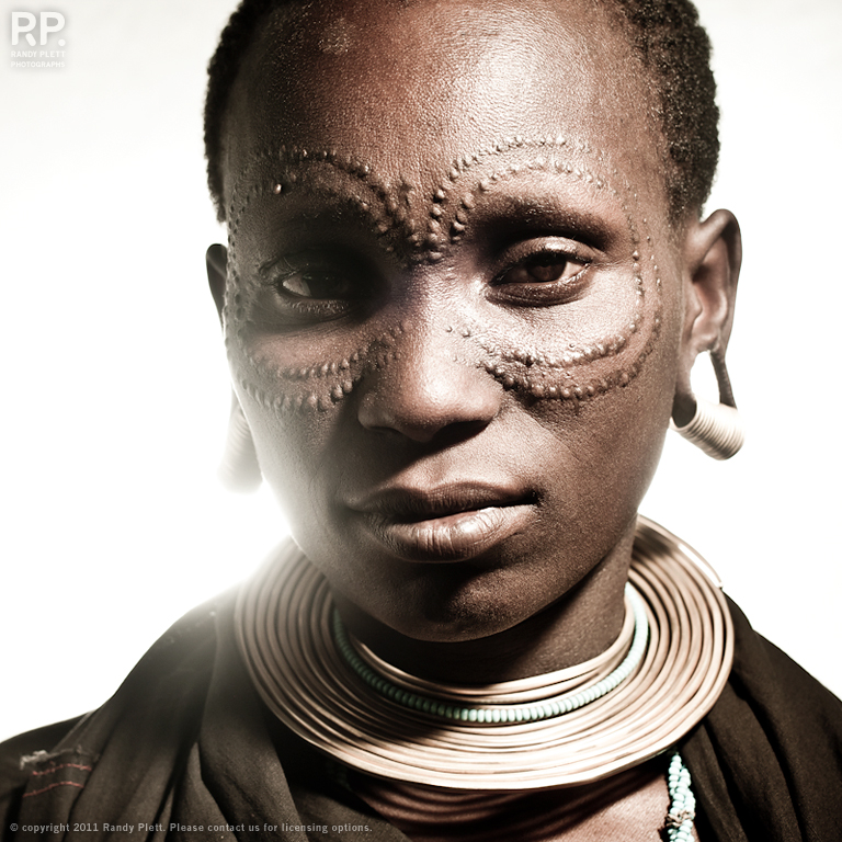The Story Of Scarification As An Ancient African Tattoo